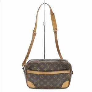 Authentic Louis Vuitton Monogram Trocadero Bag